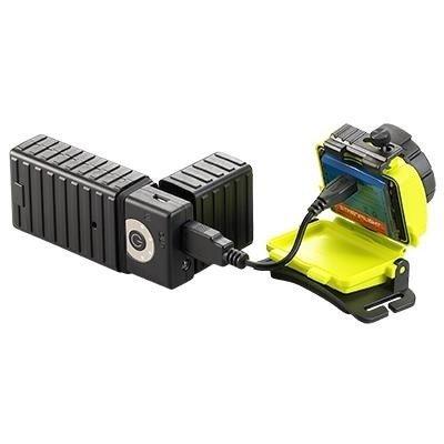 Akumulatorowa latarka czołowa Double Clutch USB (61600)