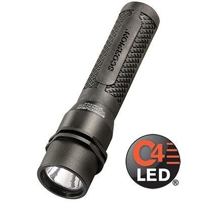 Bateryjna latarka taktyczna Streamlight Scorpion LED, 160 LM