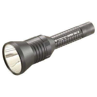 Bateryjna latarka taktyczna Streamlight SuperTac X Set