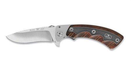 Buck 547 Open Season Folding Skinner, nóż myśliwski (10117))