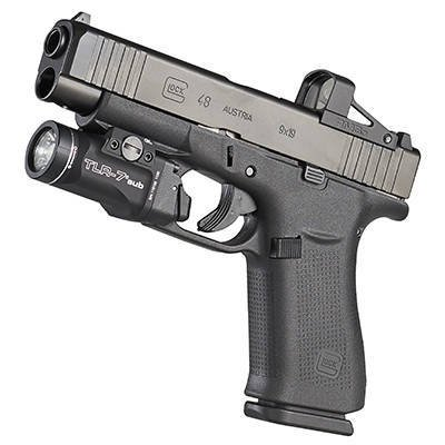 Latarka Streamlight TLR-7 do pistoletów SIG SAUER® P365/XL, 500 lm