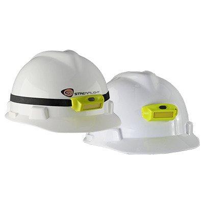 Latarka czołowa Streamlight Bandit Pro, kol. żółty, 180 lm