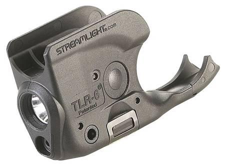 Latarka na broń Colt 1911, Streamlight TLR-6 + laser, 100 lm