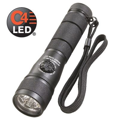 Latarka ręczna Night Com UV LED, 390 nm