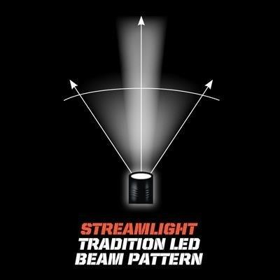 Latarka ręczna Streamlight PolyStinger DS LED w zestawie, 485 lm