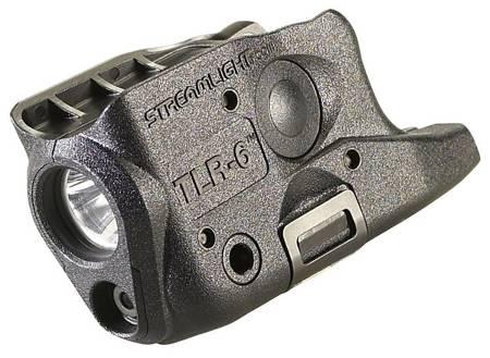 Latarka taktyczna Streamlight TLR-6 do pistoletów GLOCK 26/27/33