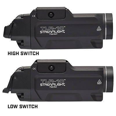 Latarka taktyczna do broni Streamlight TLR-10, 1000 lm