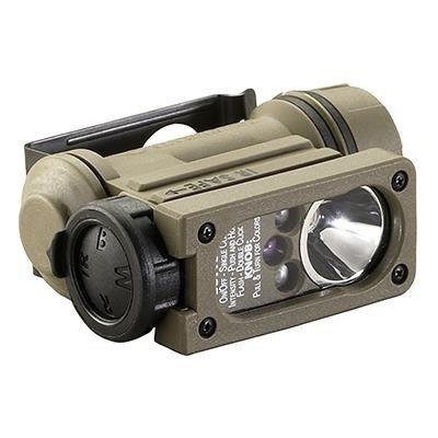Latarka wojskowa Streamlight Sidewinder Compact II Military, 55 lm