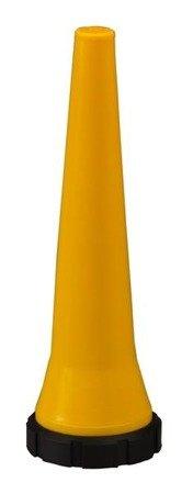 Nakładka sygnalizacyjna żółta do latarek: SERIA SL