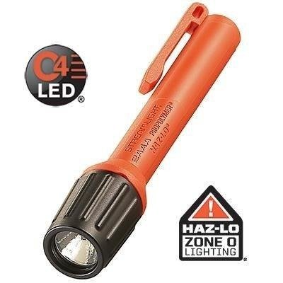 Ręczna latarka ATEX ProPolymer 2AAA HAZ-LO, 60 lm