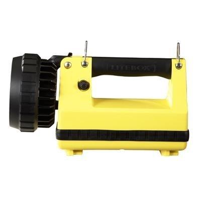 Szperacz akumulatorowy E-Flood LiteBox, 12V, żółty, 615 lm
