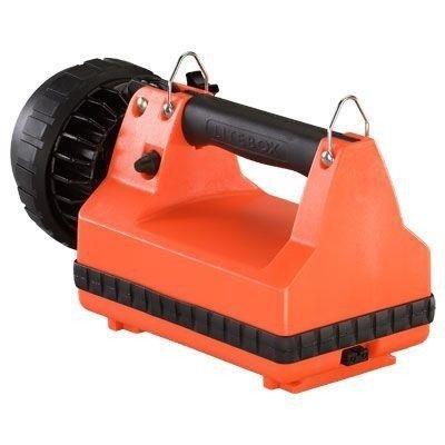 Szperacz akumulatorowy E-Flood LiteBox SET, orange, 615 lm