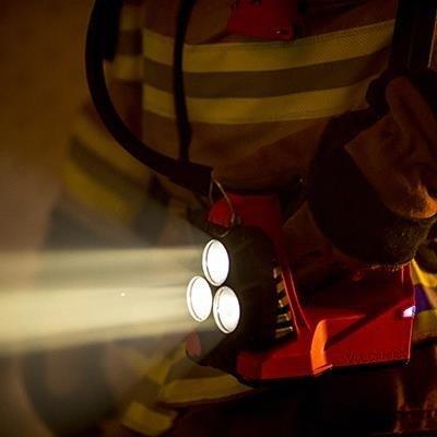Szperacz strażacki Streamlight Vulcan 180, 1200 lm